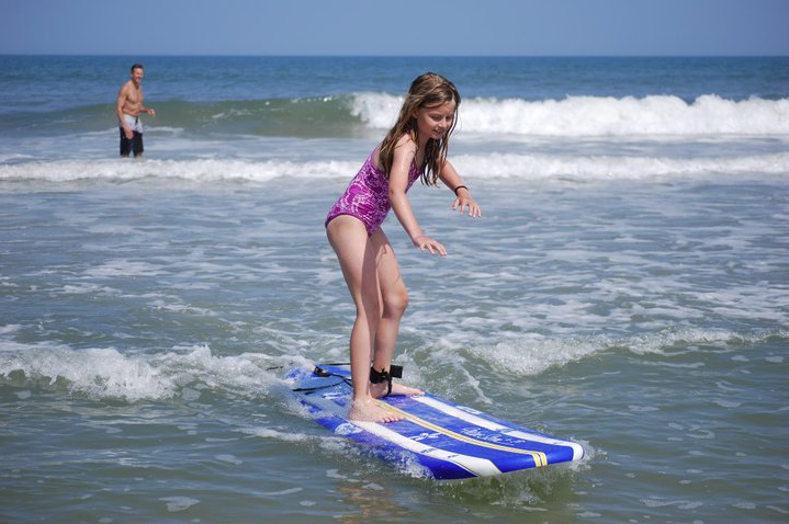 Soul Surfer, Too: Our Children, Beneath the Surface