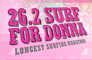 Marathonsurfer Guinness World Record Surf Attempt