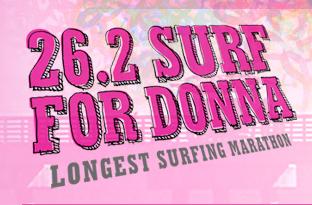 Marathonsurfer Guinness World Record Surf Attempt
