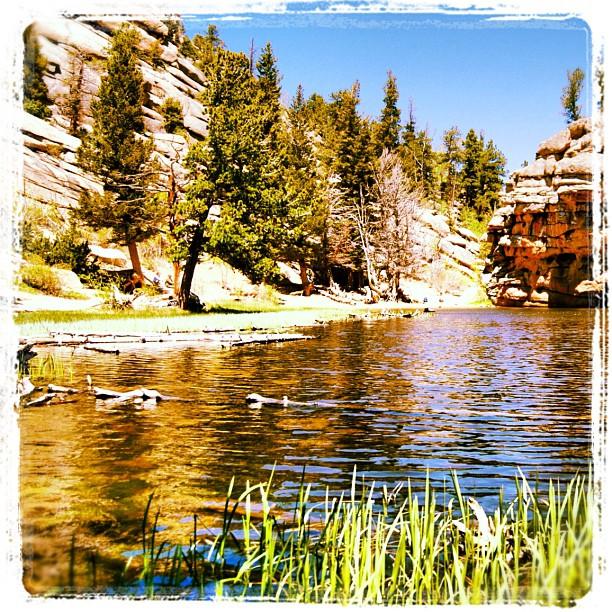 Mountaintop Oasis