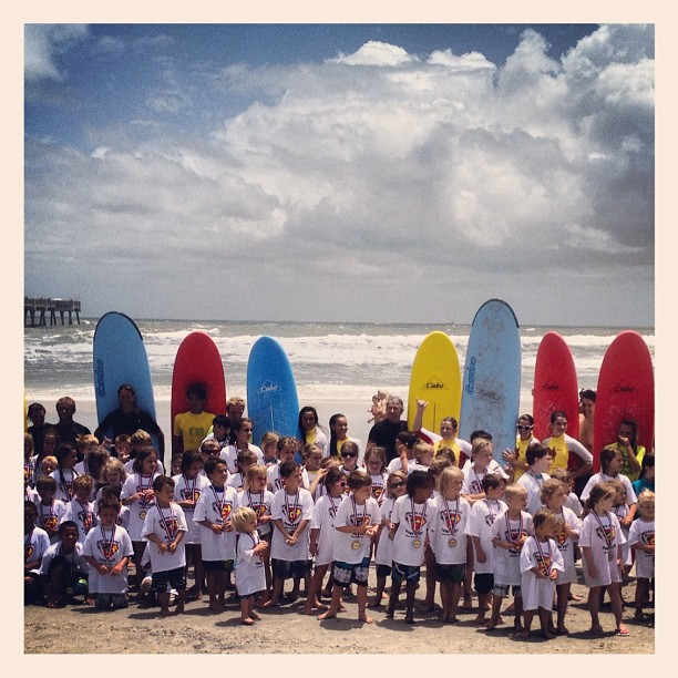 Groms Gone Wild! Jax Beach Super Grom Fest, Florida Surfing Association