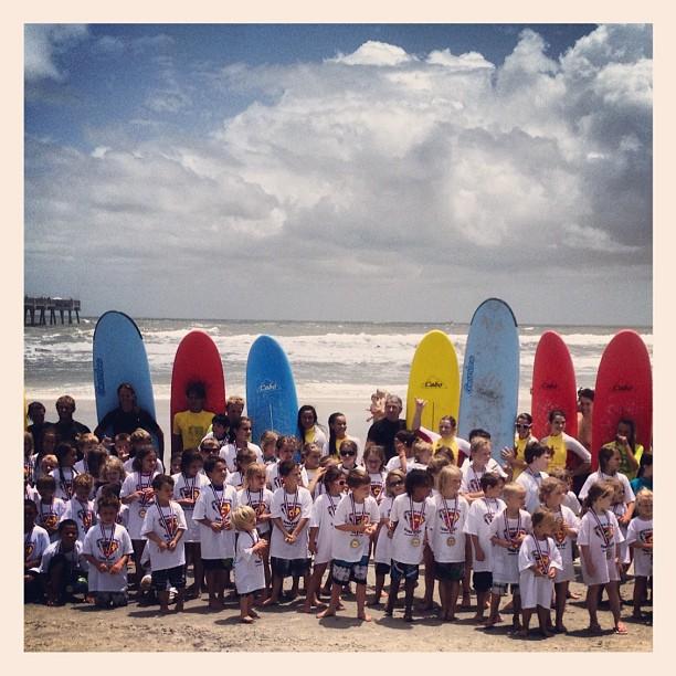 Groms Gone Wild! Jax Beach Super Grom Fest, Florida Surfing Association