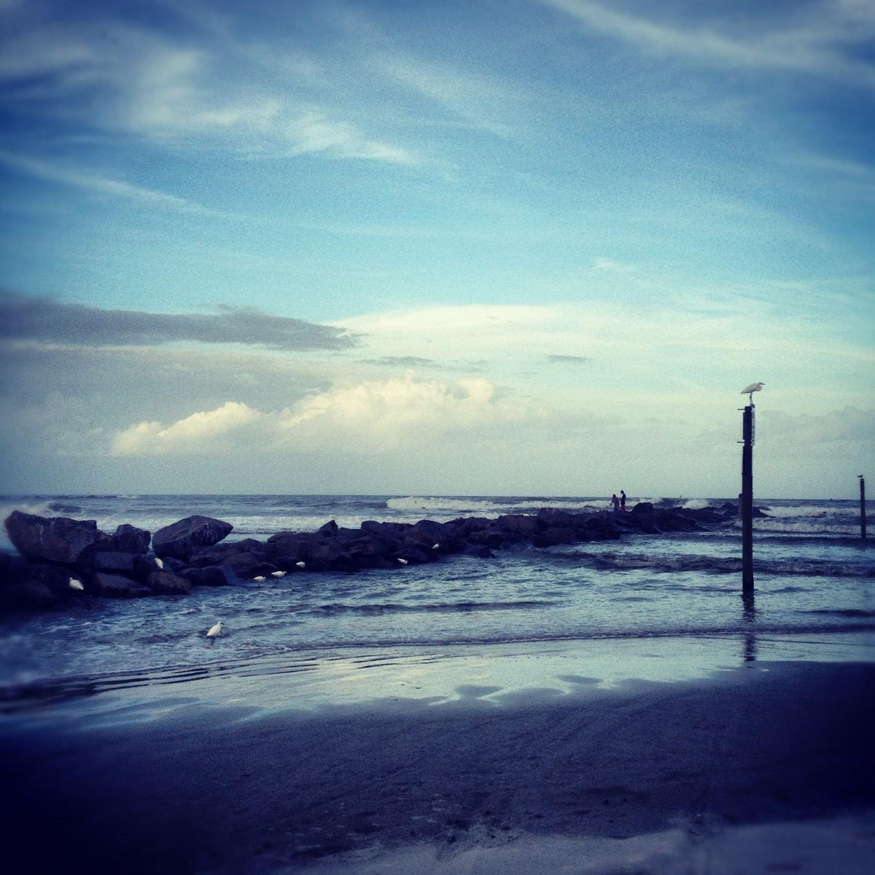 New Smyrna Beach Jetties