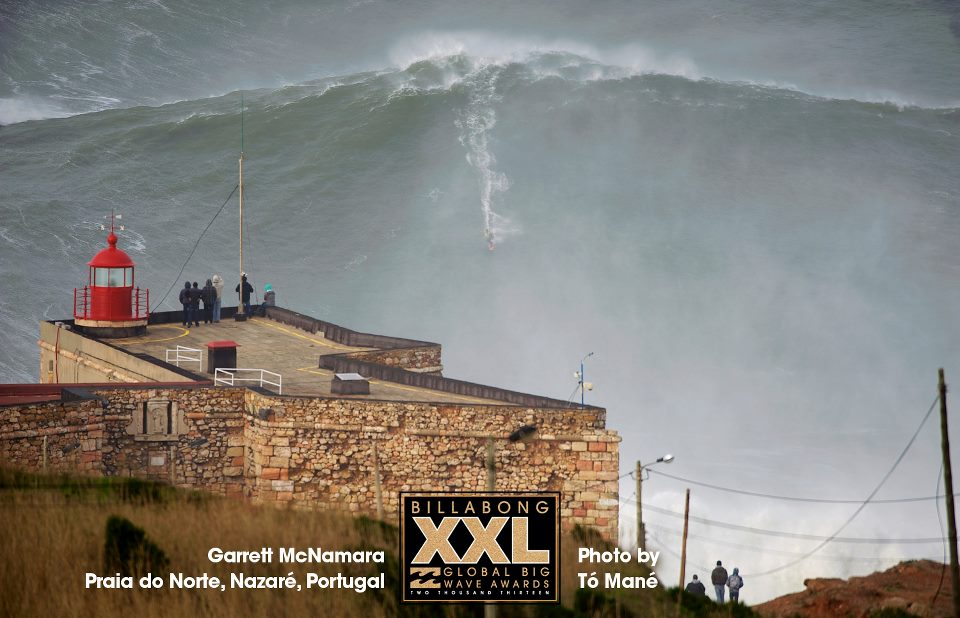 The 100' Wave: Throw a Couple More X's on This One!