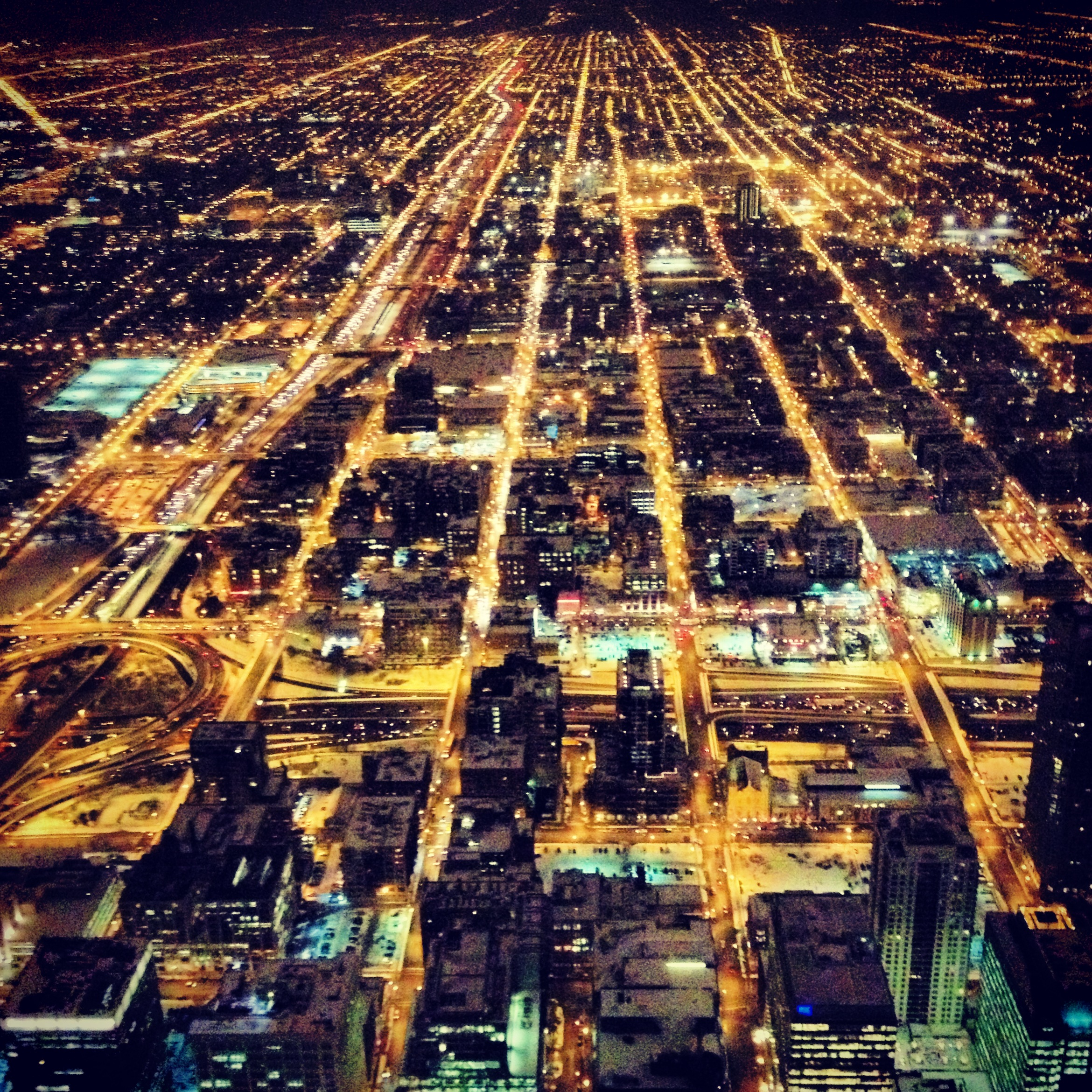 City Lights, Chicago