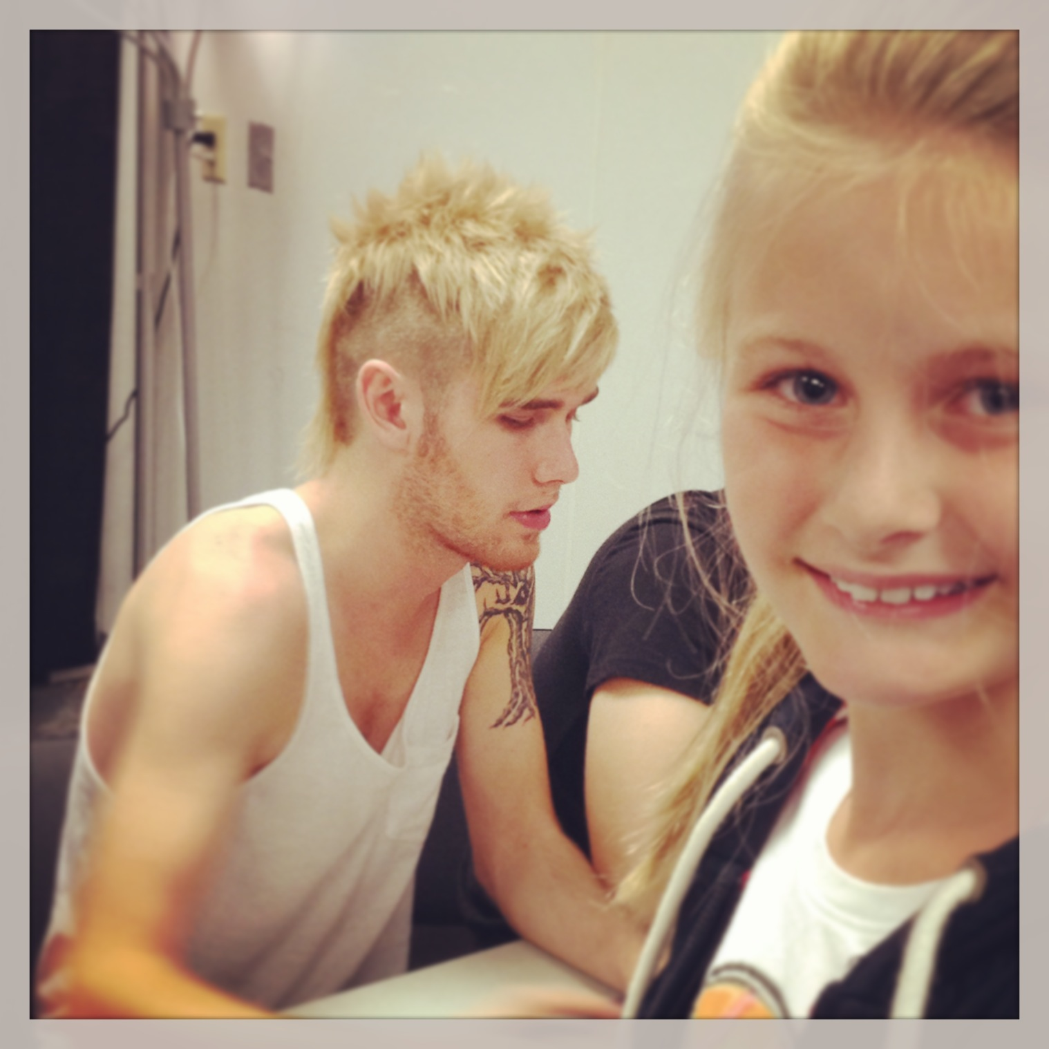 Kaelyn & Colton Dixon (American Idol)