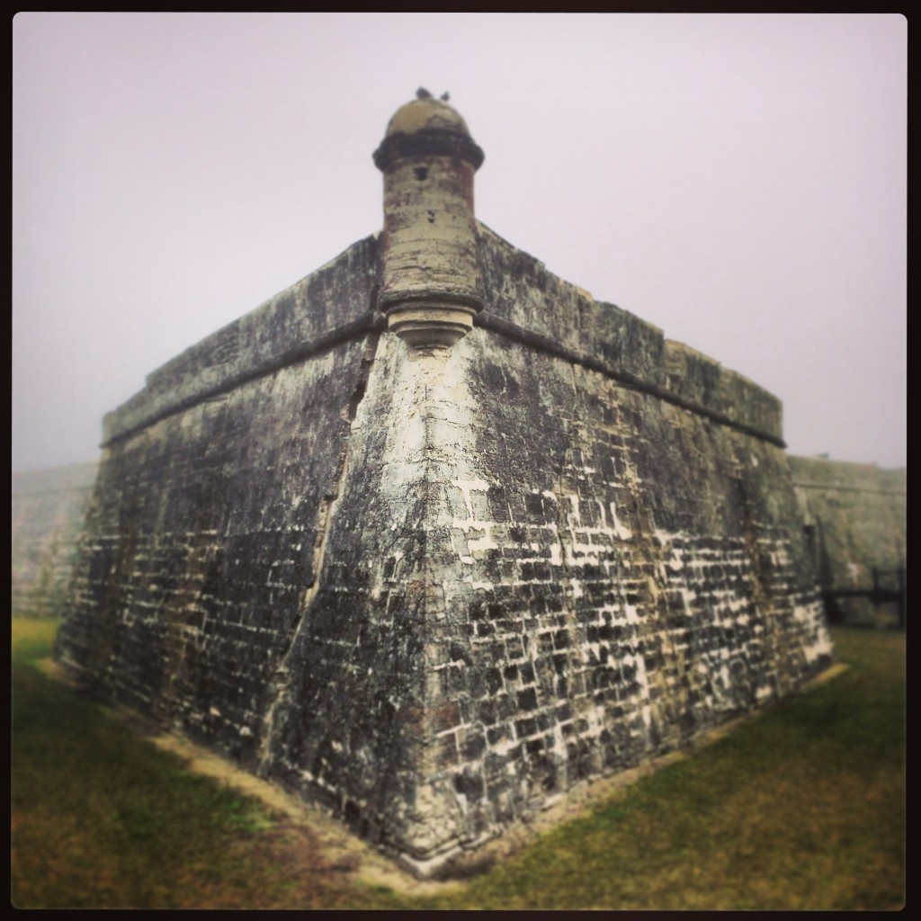 Castillo de San Marco, St. Augustine