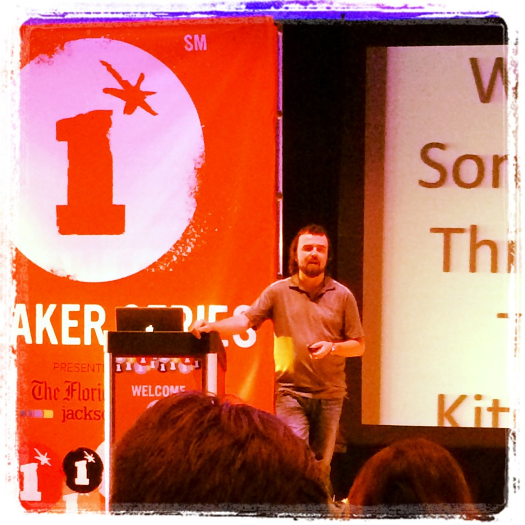"Scott Stratten, author of ""Unmarketing"""