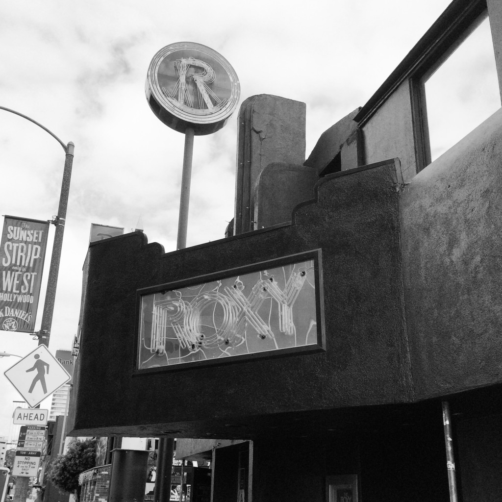 The Roxy, Hollywood, CA