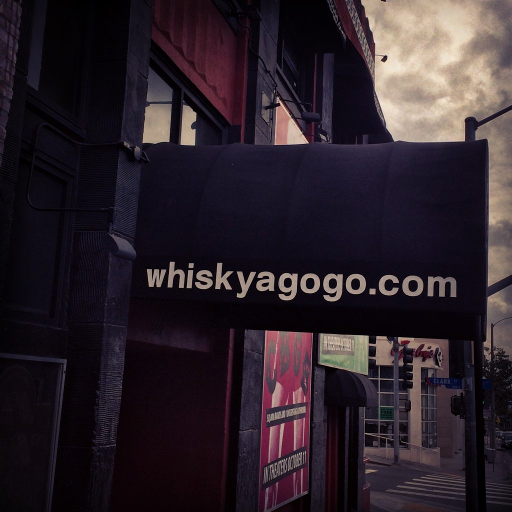Whiskyagogo: Rock -n- Roll history