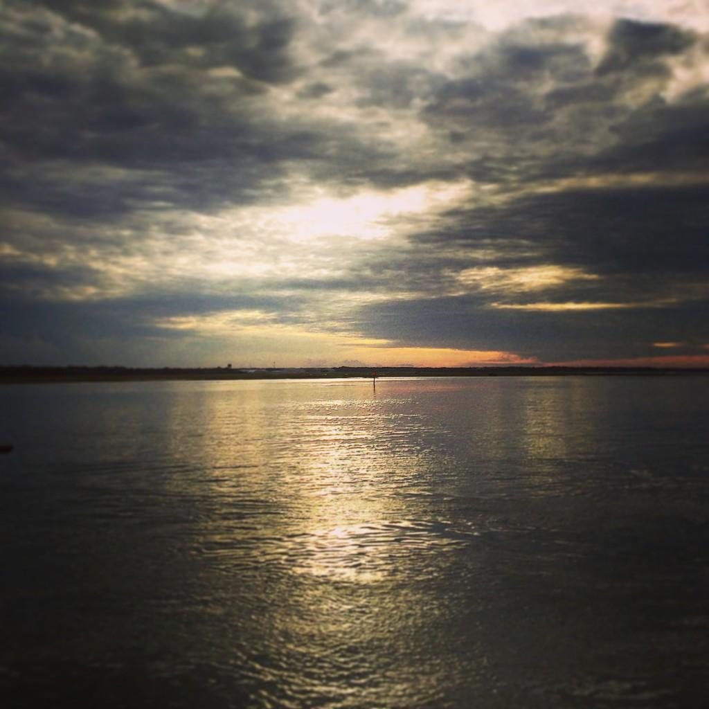 Northeast Florida Intracoastal Waterway Sunset