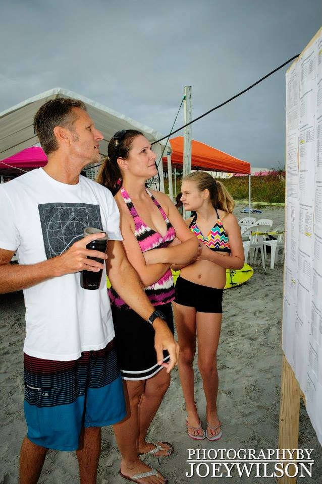 2014 Sisters of the Sea / Saltwater Cowgirls Surf Contest