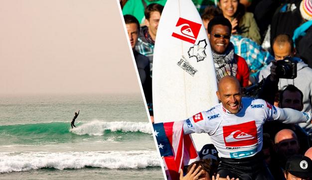 Freesurfing vs. Pro Surfing