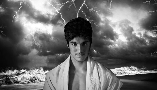 World Champion surfer, Gabriel Medina