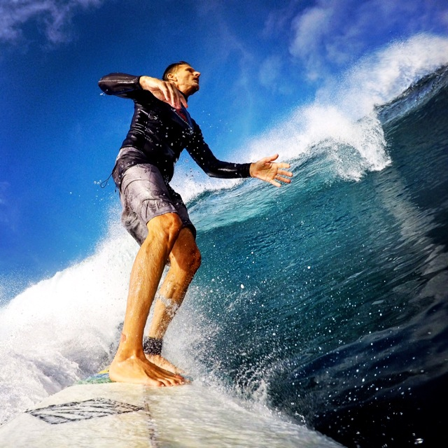 420's surf break, Fiji