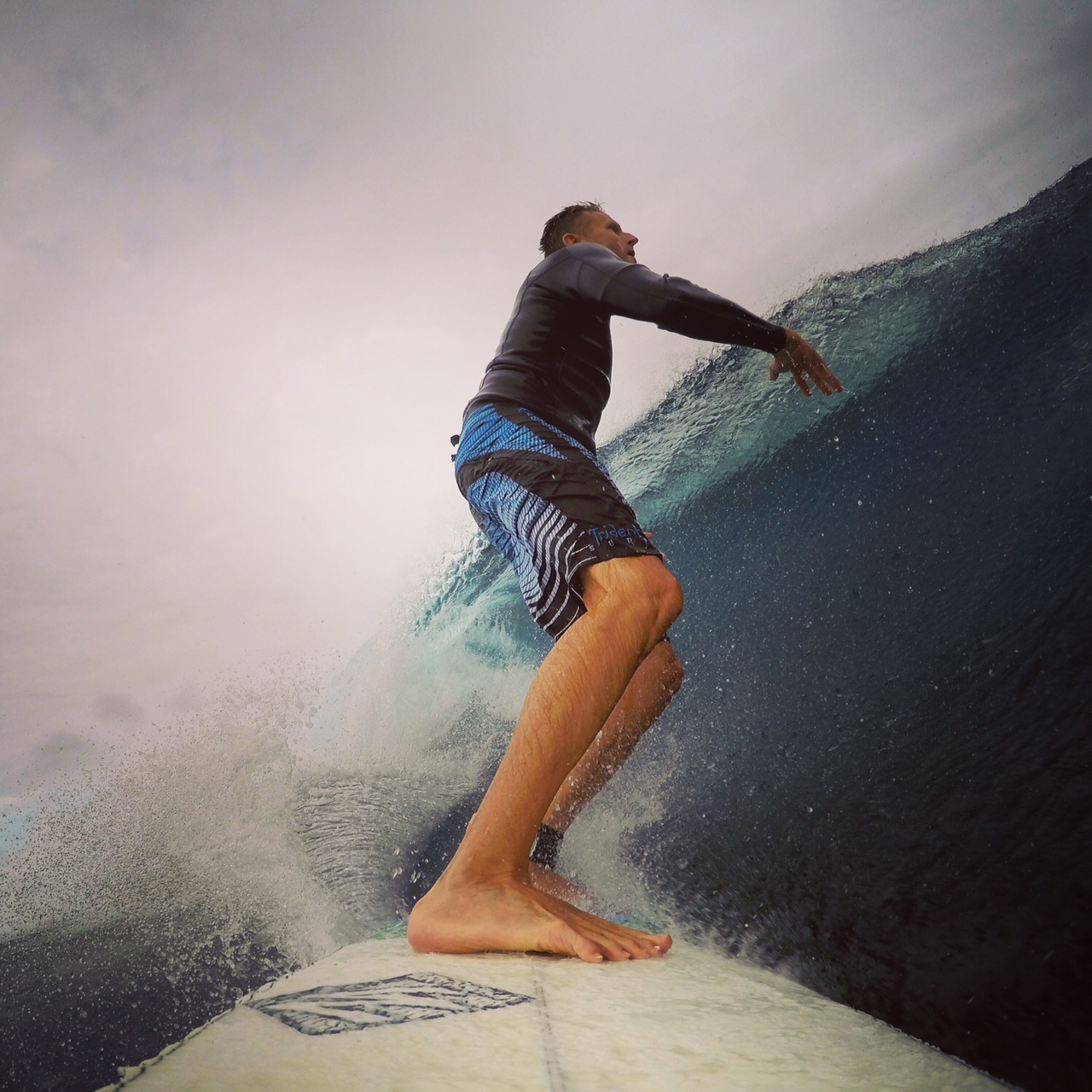 Pipes Surf Break, Viti Levu, Fiji