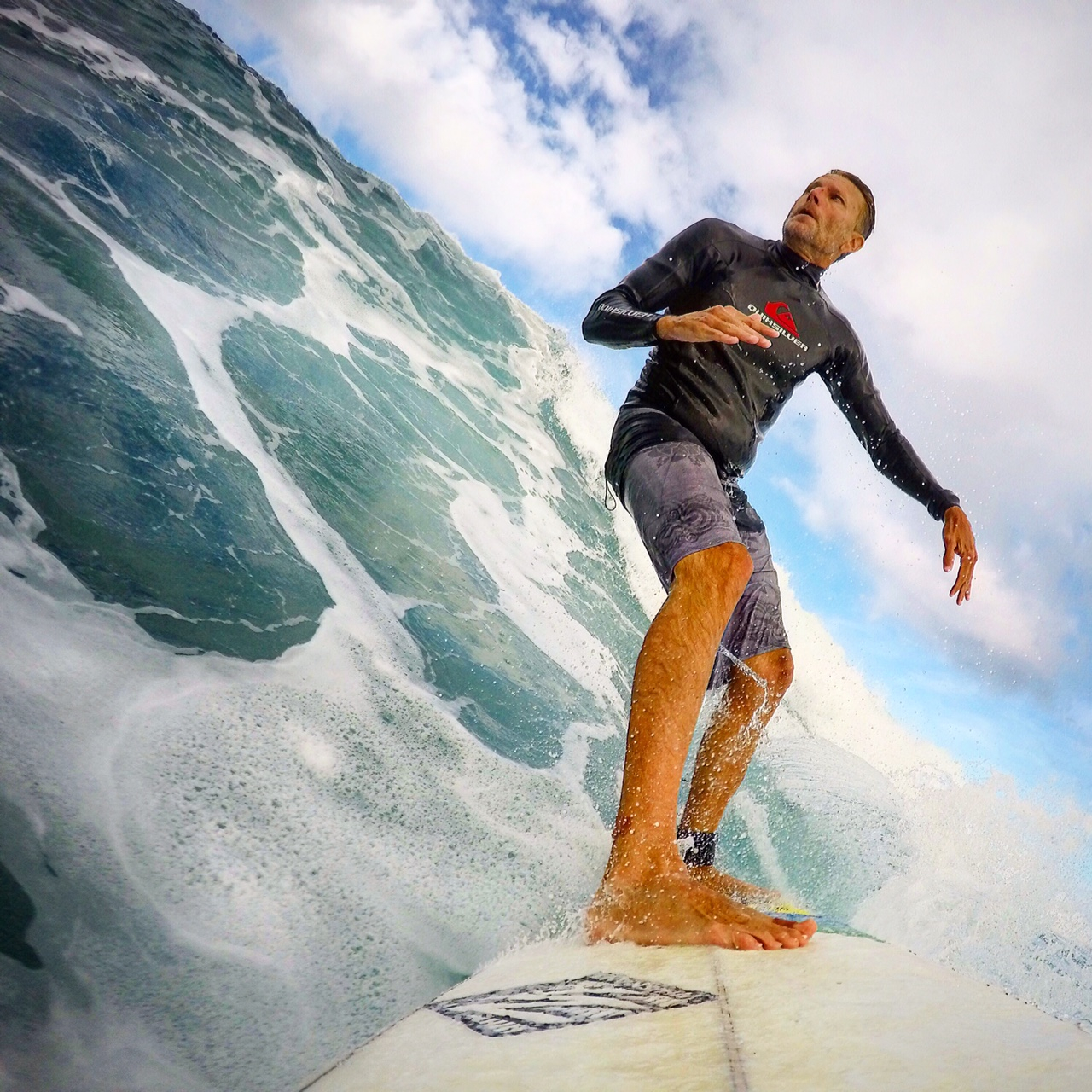 erua Rights, surfing in Fiji