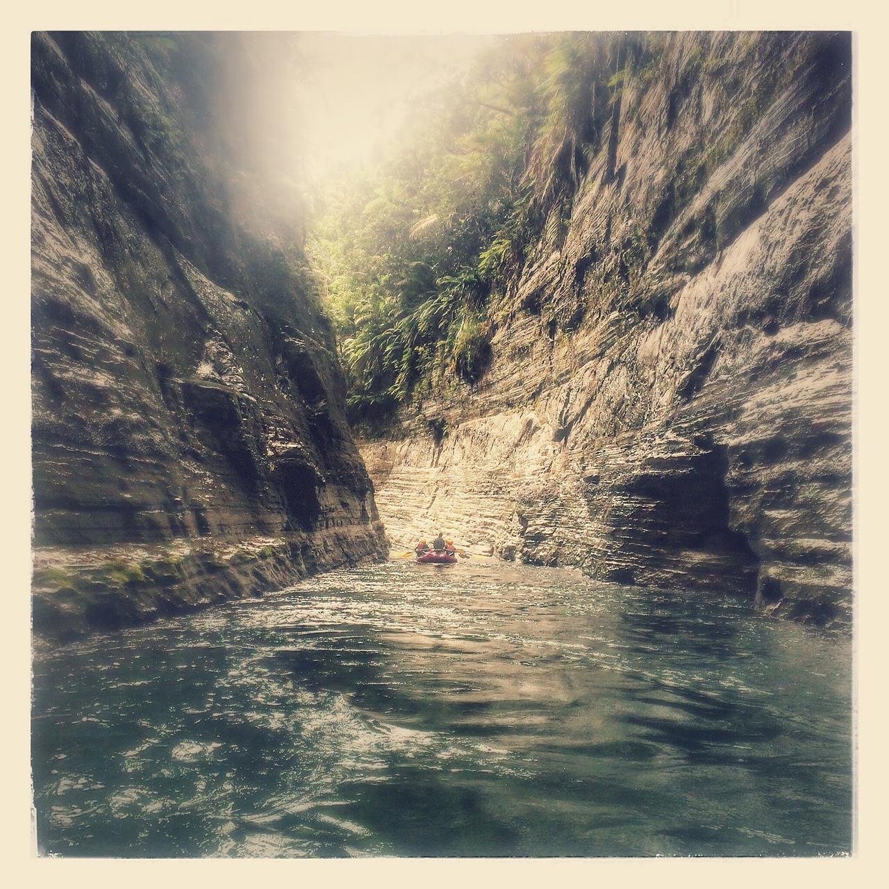 Navua River gorges