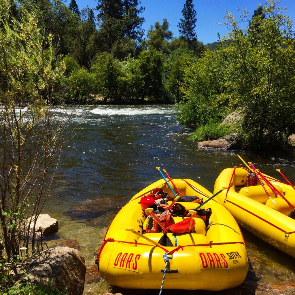 South Fork, American River, California