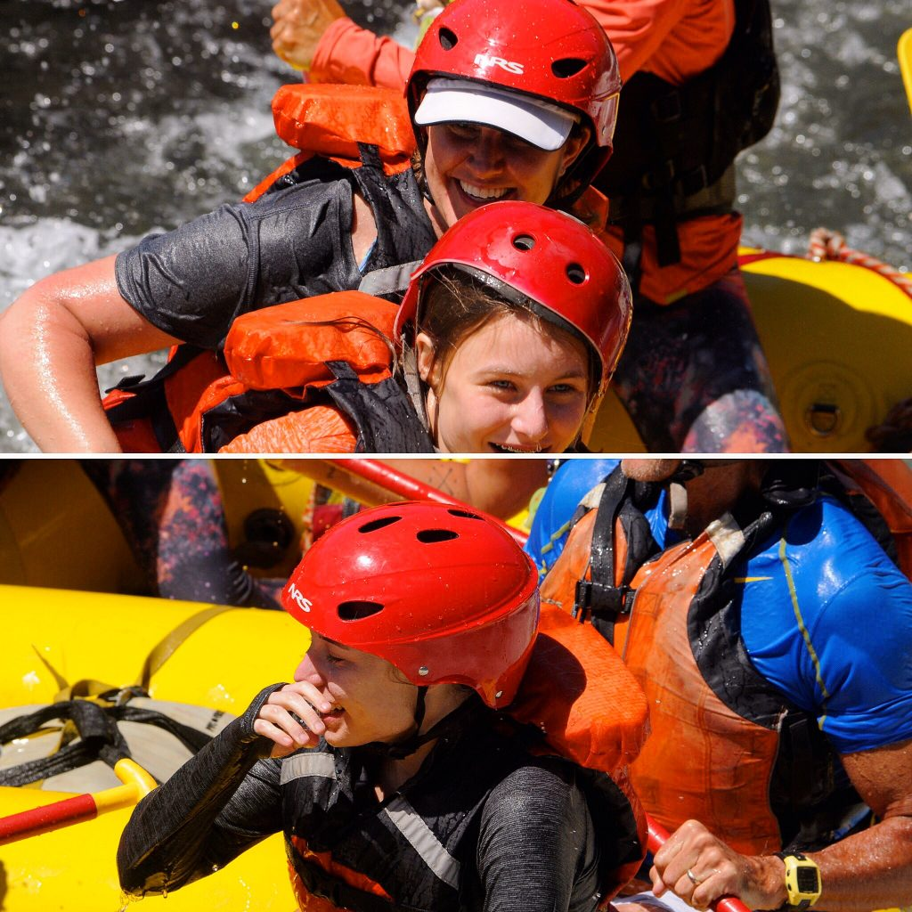 Whitewater Rafting Fun
