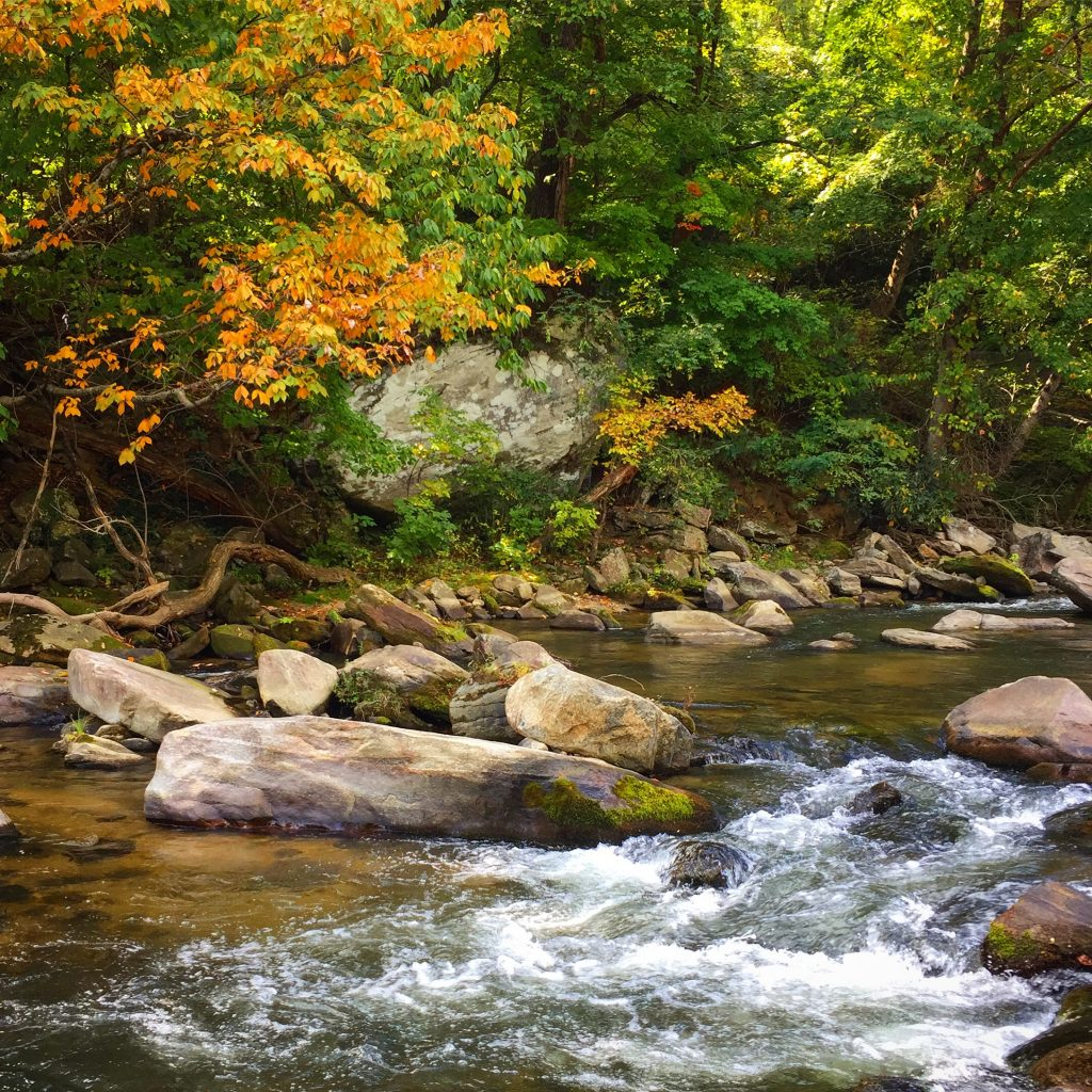 Appalacian-mountain-stream