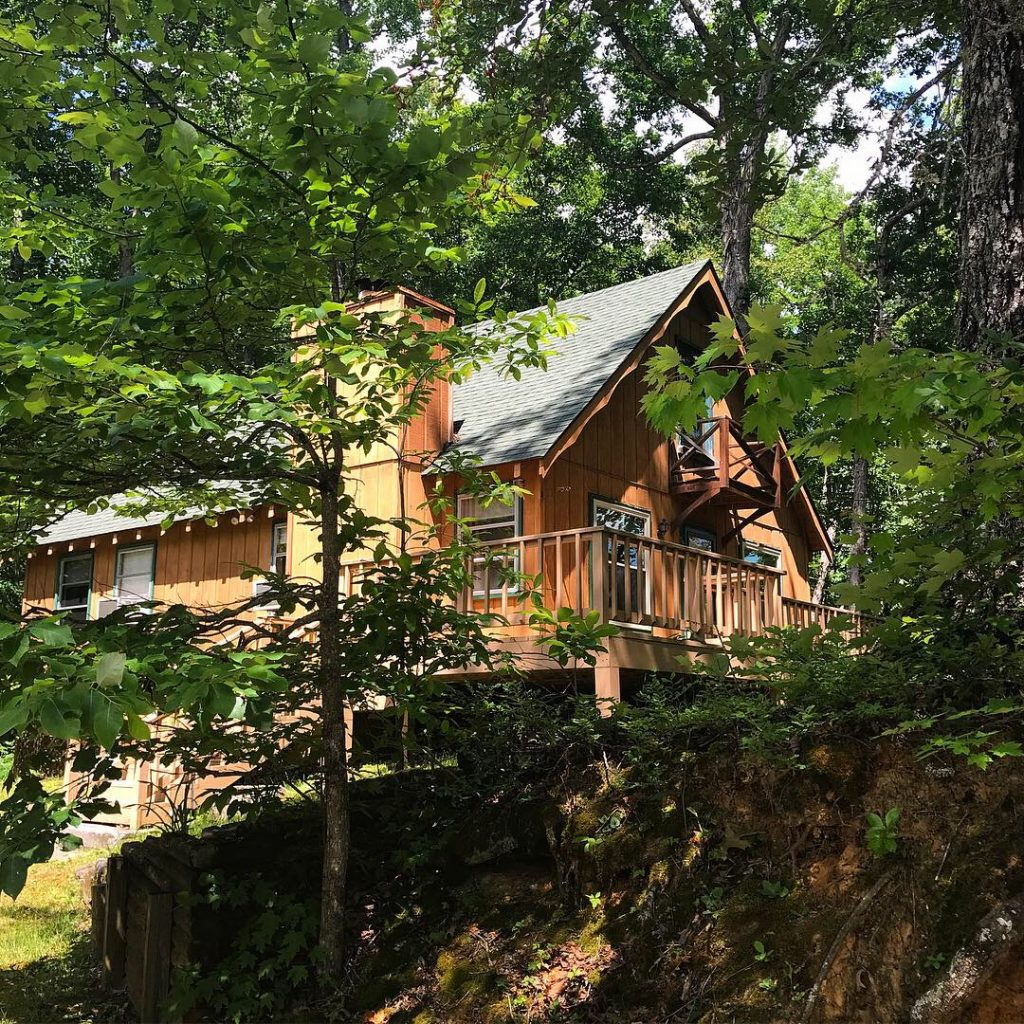 Cabin in Franklin, NC