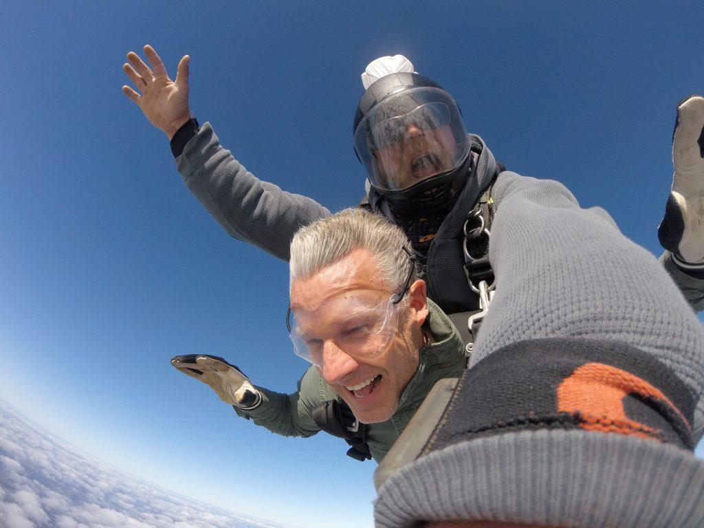 Skydiving in Zephryhills, FL
